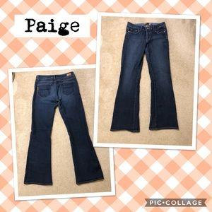 Paige Skyline Bootcut Jeans 👖